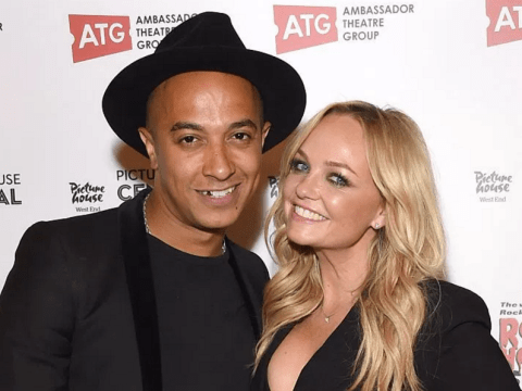 Emma Bunton teases marriage to long-term partner Jade Jones six years after getting engaged