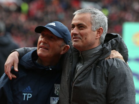 Tony Pulis backs Manchester United to win the Premier League next season