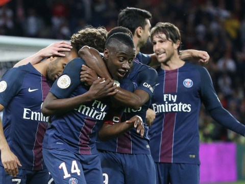 Blaise Matuidi tempted by Manchester United transfer as Paris Saint-Germain look to sell midfielder