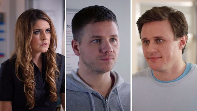 Horror violence for Dom, big shock for Fletch and 8 other big Holby City spoilers