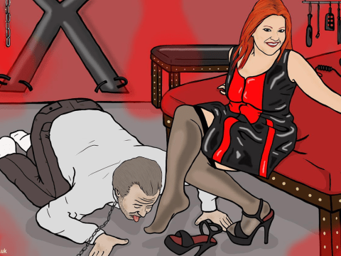 5 of my favourite sex role-play requests