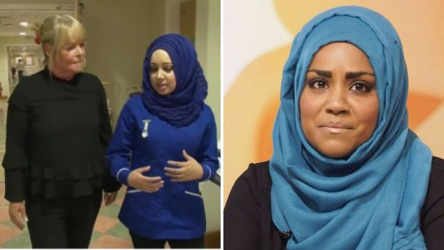 Midwife from One Born Every Minute, Hanna Pauls, says people get her confused with Nadiya from The Great British Bake Off