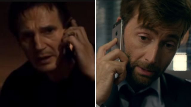 Broadchurch viewers reckon David Tennant was channeling Liam Neeson from Taken