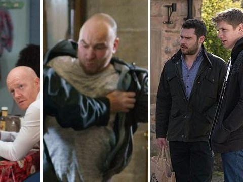 10 big soap moments to look forward to this week in EastEnders, Coronation Street, Emmerdale and Hollyoaks