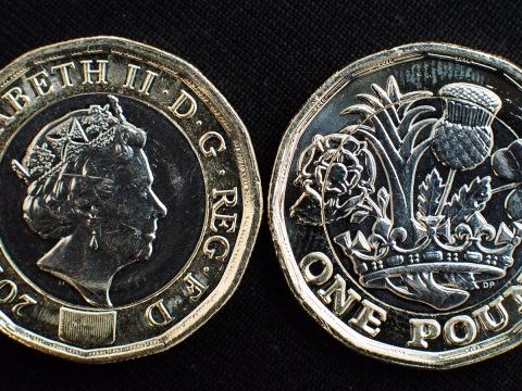 Some new £1 coins could be worth hundreds of times their face value