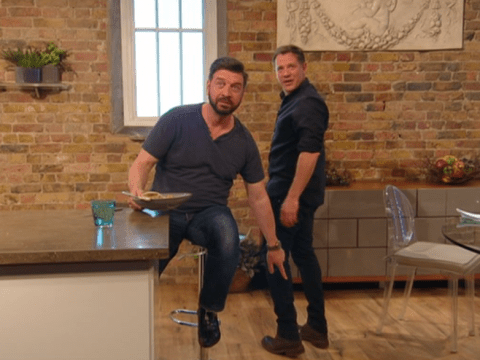 Saturday Kitchen's Matt Tebbutt mocked for jeans he bought because shop assistant was 'gorgeous'