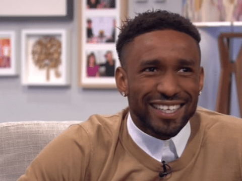 Jermain Defoe could be the next star to strut his stuff on Strictly Come Dancing: 'Give me a call'