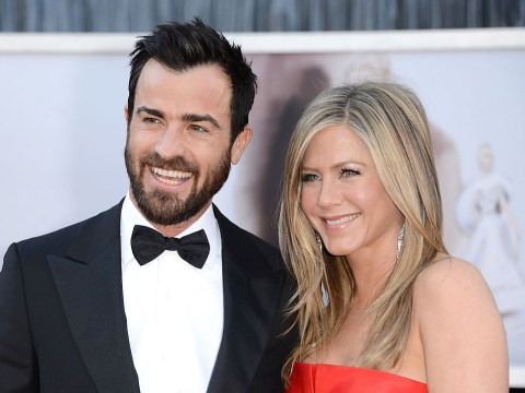 Justin Theroux on being married to Jennifer Aniston: 'It's good to have someone have your back'