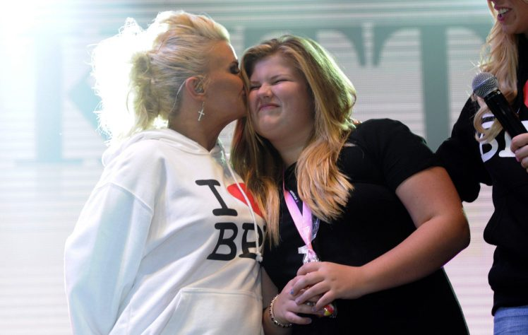 Kerry Katona is 'absolutely heartbroken' by daughter's decision to move to Ireland in hopes of becoming a surgeon