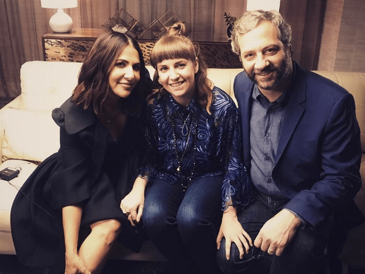 Lena Dunham, Jenni Konner, Judd Apatow and the Girls cast pay tribute to the show after series finale