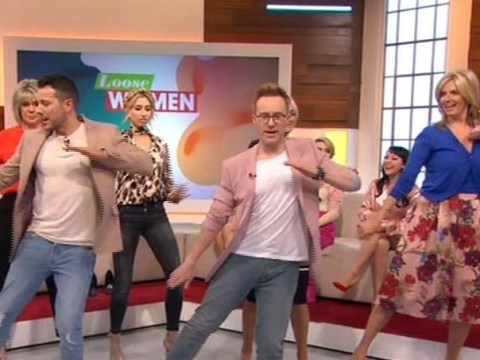 Steps give the Loose Women a hilarious lesson in their dance moves