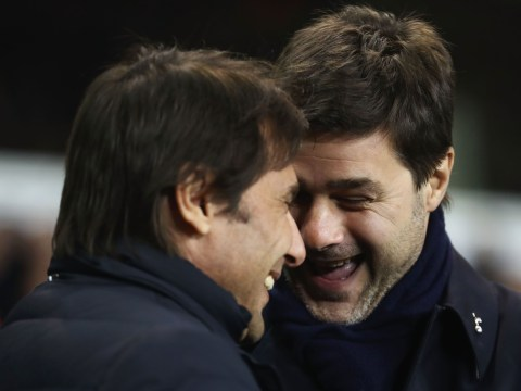 Mauricio Pochettino responds to Antonio Conte's claim Tottenham are the best team in the Premier League