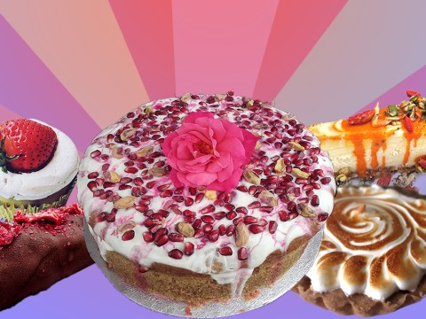 15 of London's best vegan cakes and where to get them