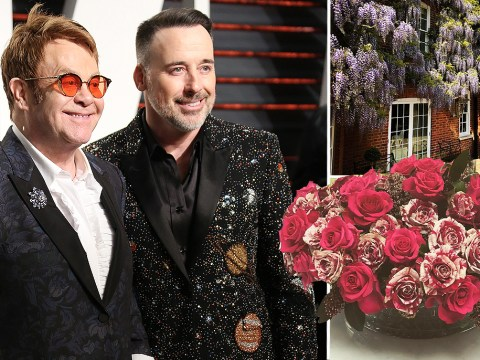 Elton John's husband David Furnish shares insight into idyllic life at home as singer recovers from 'near fatal' illness