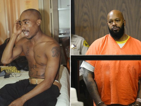 Suge Knight claims his 'ex-wife and security chief killed Tupac Shakur and he was the real target'