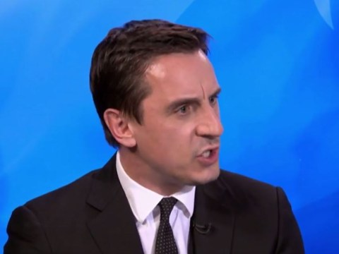 Gary Neville attacks three Arsenal players for hanging Arsene Wenger out to dry