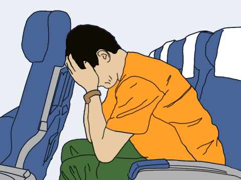 Fear of flying? Simple ways to reduce flight anxiety