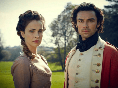 Poldark is officially returning for a fourth series because we deserve good things