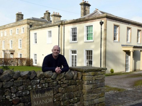 Man is raffling offhis £845,000 mansion for just £2
