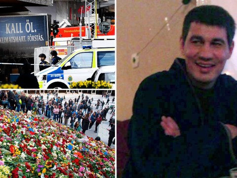 Stockholm terror attack suspect named as Rakhmat Akilov