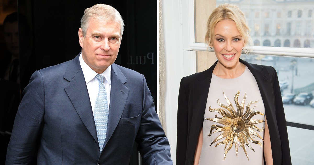 Kylie Minogue rumoured to be 'dating' Prince Andrew following split from fiancé
