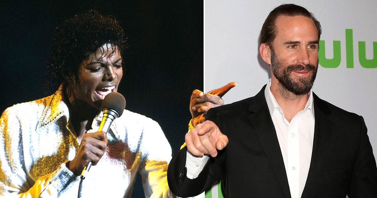 Joseph Fiennes addresses 'blackface' backlash over axed Michael Jackson biopic