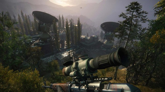 Sniper Ghost Warrior 3 (PS4) - there's scope for improvement