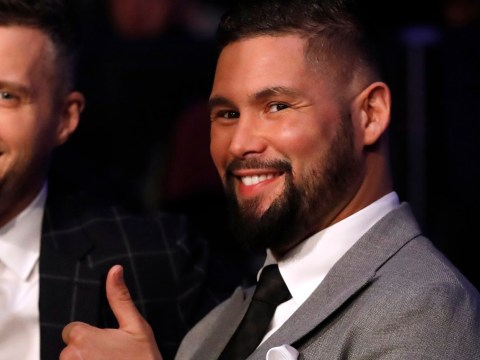 Tony Bellew announces he will not be retiring from boxing