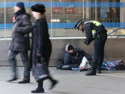 How councils 'target' people for sleeping rough