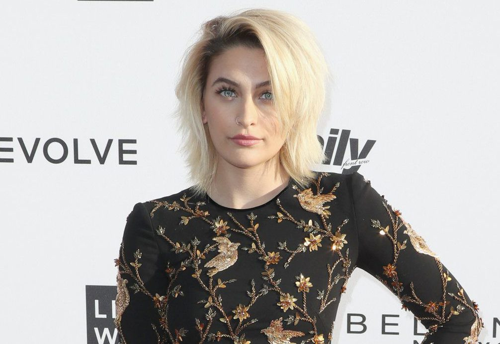 Michael Jackson's daughter Paris 'in talks' to play an 80s Madonna in biopic