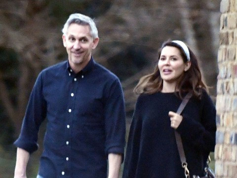 Gary Lineker 'moves pregnant ex-wife Danielle Bux into their former marital home with him'