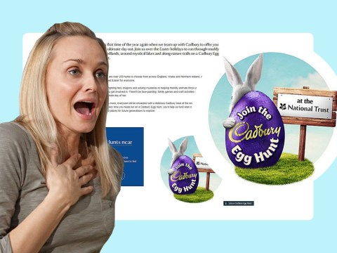 People express extreme and violent outrage over National Trust egg hunt kerfuffle