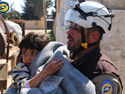 Did the UK sell sarin chemicals to Assad's regime?