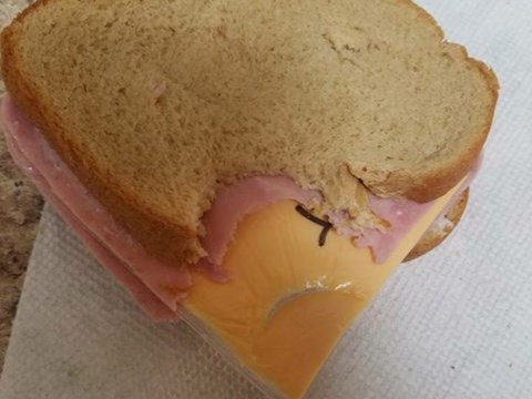 This woman trolled her husband brilliantly after he called her a 'sandwich maker'
