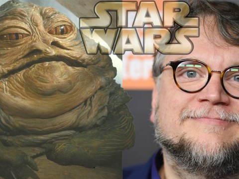 Has Guillermo del Toro been in talks for an animated Star Wars project?