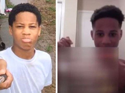 Boy, 13, shot himself dead live on Instagram by accident