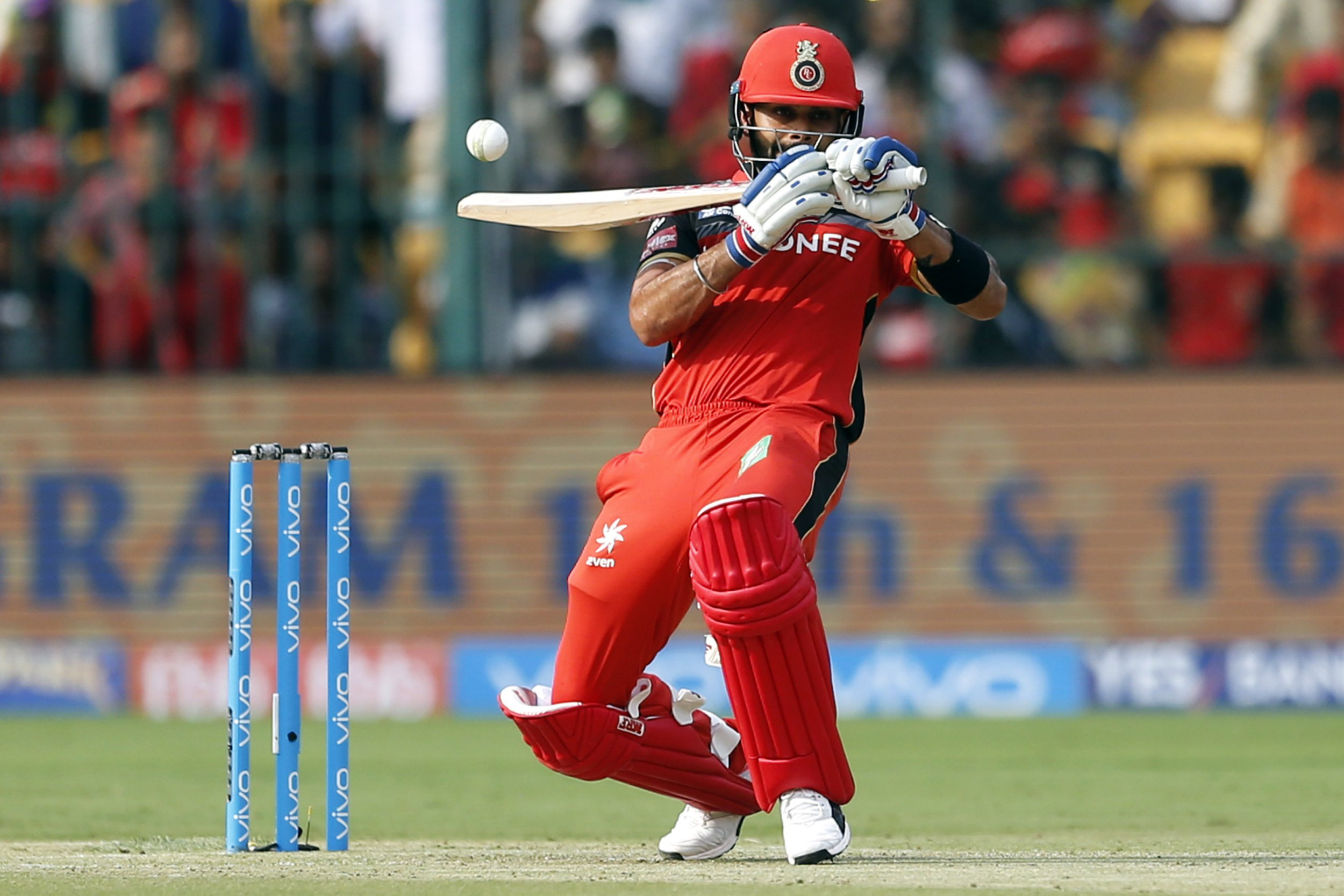 IPL 2017: Virat Kohli 'hurt' as Royal Challengers Bangalore suffer defeat despite Samuel Badree hat-trick