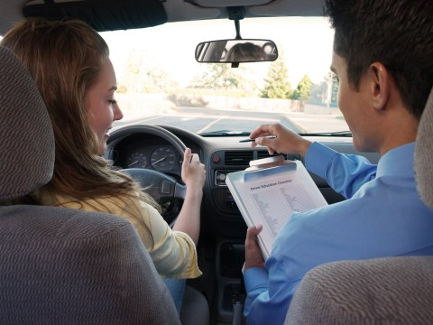 Learner drivers must learn to use a sat nav in tough new test
