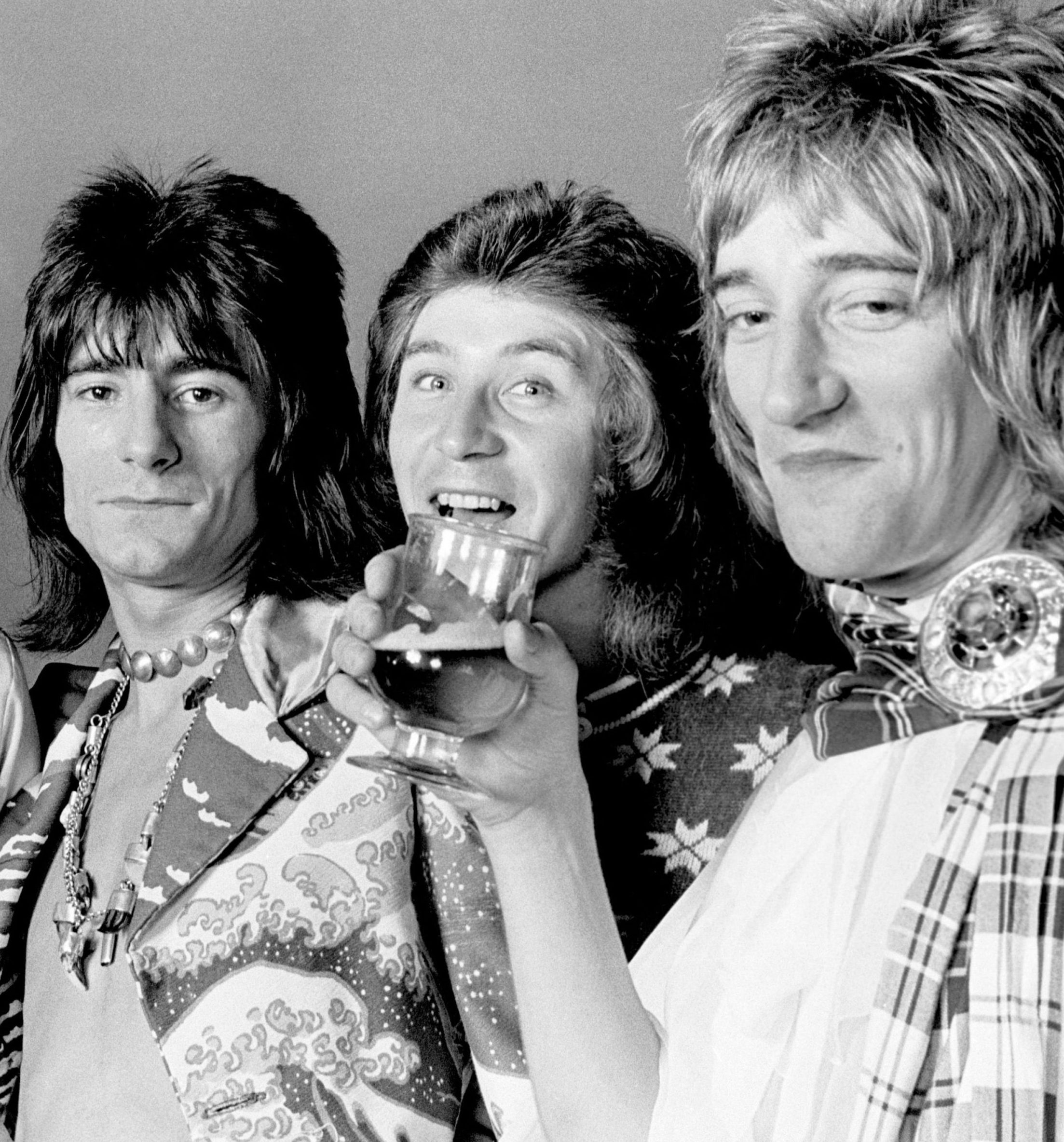 Sir Rod Stewart to reunited with The Faces