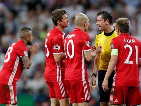 Bayern Munich star Thiago insists video technology not needed after Real Madrid loss