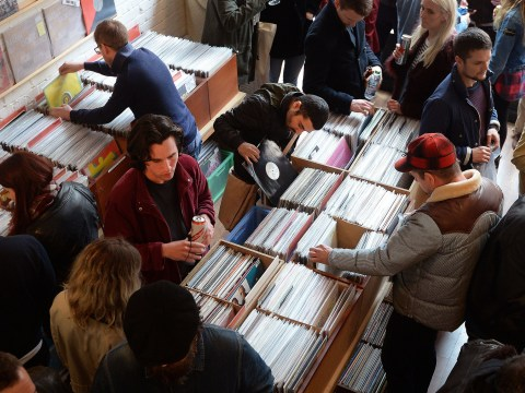 Music fans call for boycott on HMV's vinyl sale to support independent stores instead