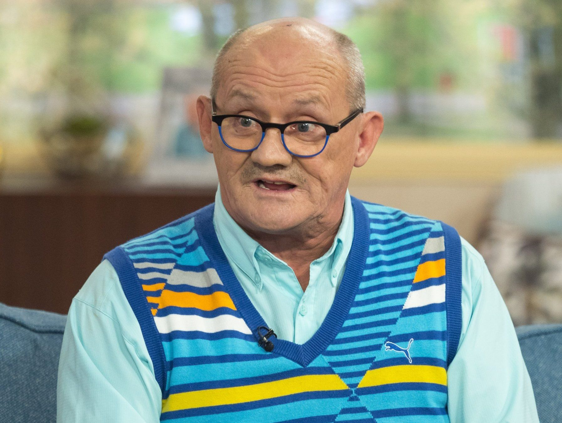 Brendan O'Carroll admits having 'big shoes to fill' when replacing Mrs Brown's Boys' Rory