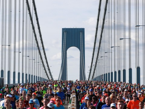 22 of the world's most popular marathons, how much they cost and the freebies you can get for taking part
