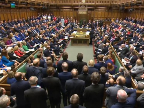 What is a hung parliament?