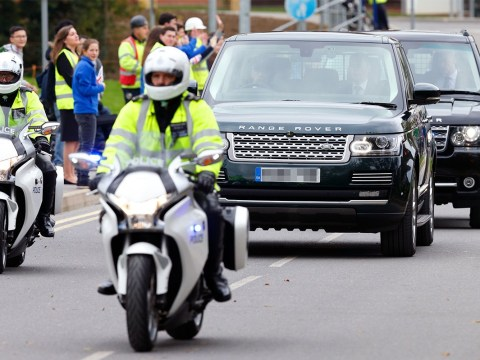 Met Police about to spend £1,600,000 on new Range Rovers to fight terrorism