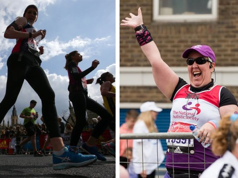 Marathon runner who finished with six minutes to spare inspires £800 donation