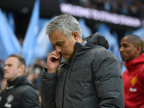 Manchester United equal club record with 0-0 draw against Man City