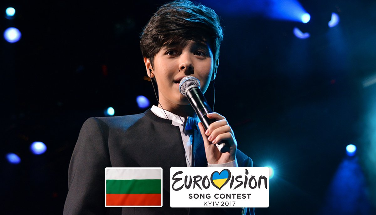 Can Bulgaria beat Italy to win the 2017 Eurovision Song Contest with Kristian Kostov?
