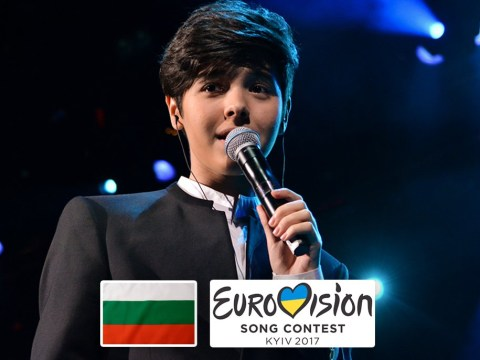 Bulgaria's Kristian Kostov proves he's a Eurovision heavyweight during first rehearsal