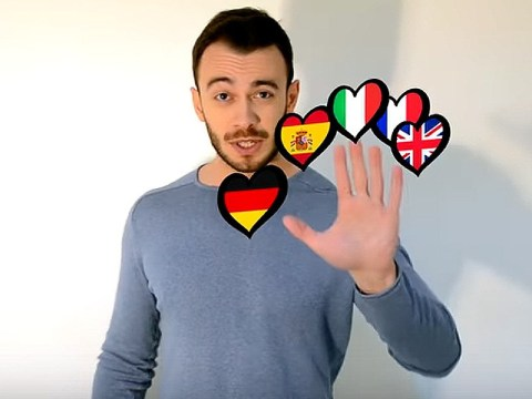 The Big Five's Karma: The Eurovision 2017 parody that explains why Italy could still lose